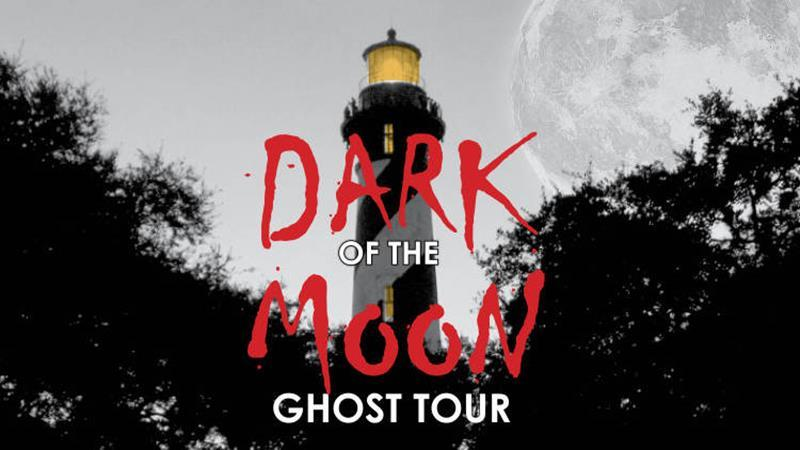Dark of the Moon Ghost Tour