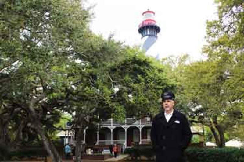 Lighthouse Keeper's Tour