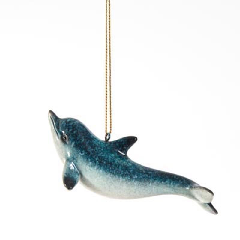 Dolphin Ornament,X376