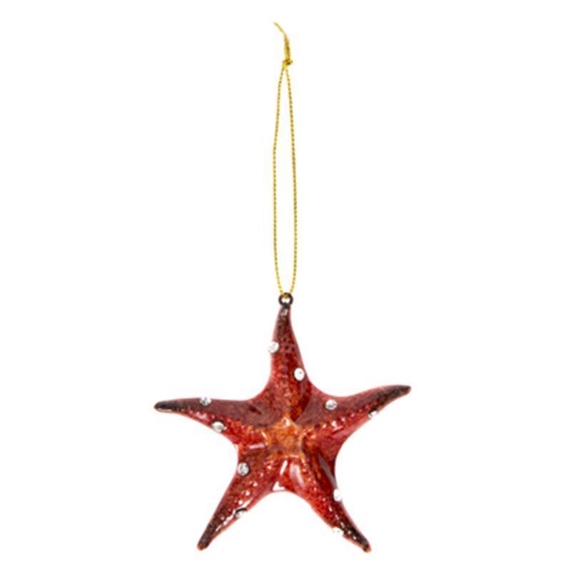 Starfish Ornament,X380