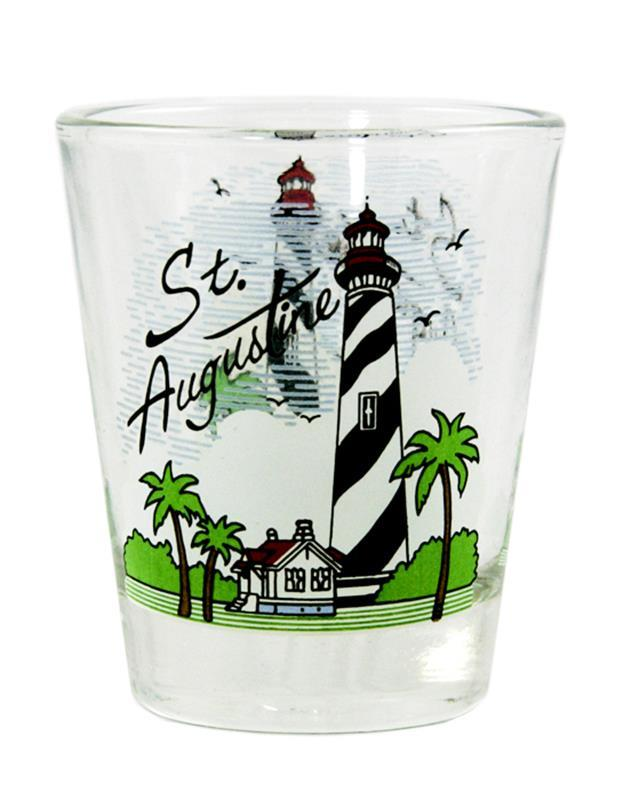 Shotglass Lh in Color,40037