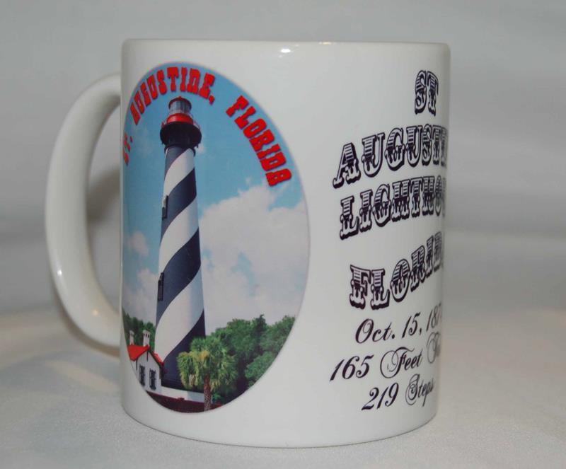 Mug Lighthouse Oval/Amish