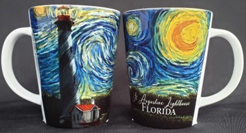 Starry Night Latte Coffee Mug,80492