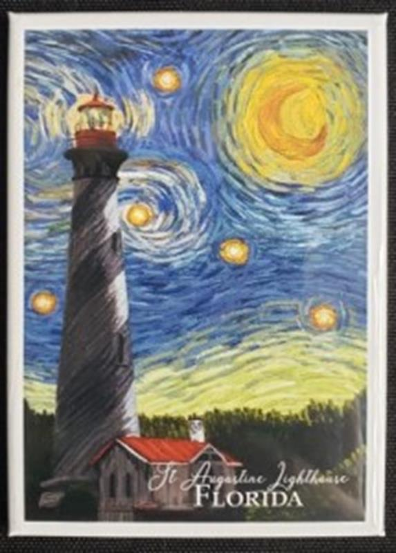 Starry Night Magnet,80495
