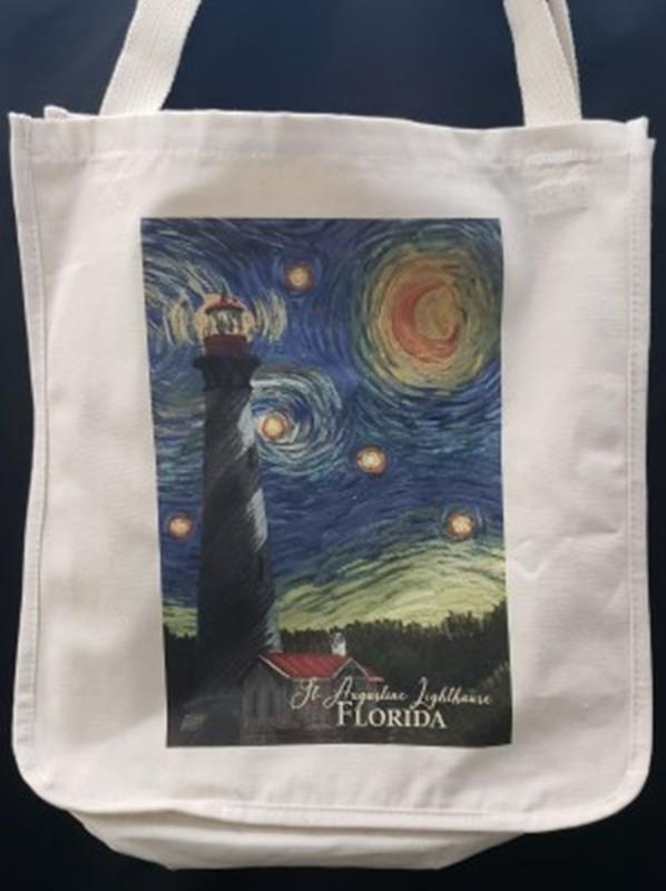 Starry Night Tote Bag,80499