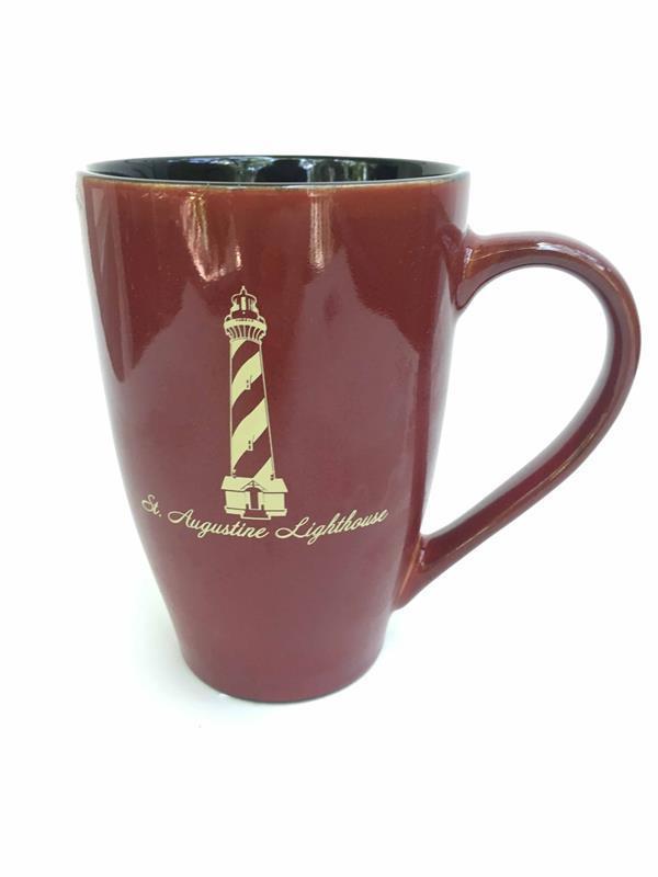 Sherwood Mug Tall,2421RUSSET