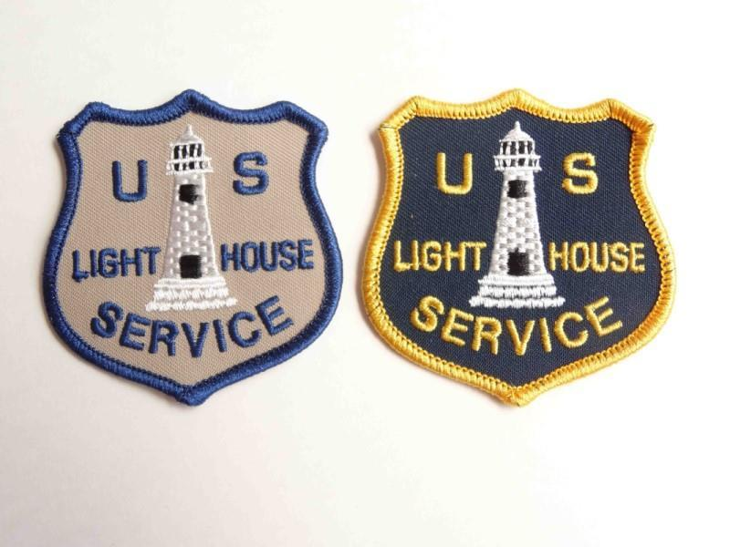 US Lighthouse Service Patch
