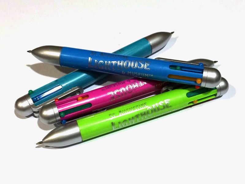 Pen 6 Colors